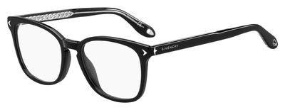 Givenchy GV0052 80718 51mm Black - Glasses Givenchy