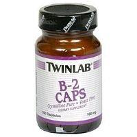 Vitamin B-2 - 100 mg 100 caps ( Multi-Pack)