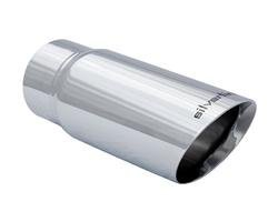 Silverline TK7864C Stainless Steel Exhaust Tip