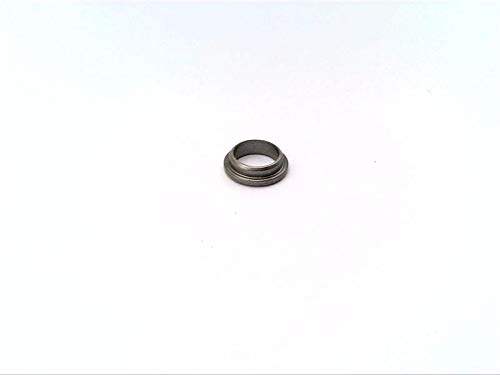 RADWELL VERIFIED SUBSTITUTE CFB-4-S316-SUB 316SS BACKFERRULE 1/4'' Tube, Replaces HY-LOK Part # CFB-4-S316, Replaces HY-LOK Part # CFB-4-S316