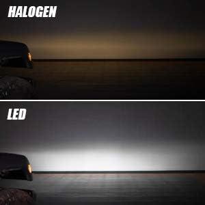 4WD FANS 4 inch Fog Lights for 2018 2019 Jeep Wrangler JL with Mounting Bracket Black, JL fog light