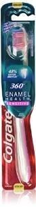 Colgate 360 Enamel Extra Soft Health Sensitive Toothbrush (Pack of 2)