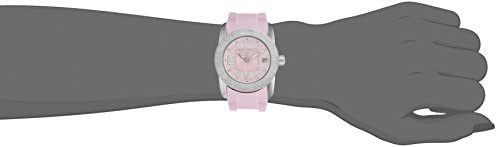 Swiss Legend Women's 10114-015 Commander Pink Polyurethane and Stainless Steel Watch