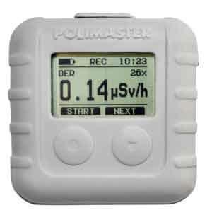 PM1610A Dosímetro personal | rayos-X y gamma: Amazon.es: Industria, empresas y ciencia