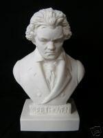 Beethoven Bust Halbe