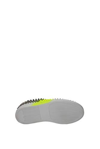 Piel Mujer Blanco wsc0639ple075n Sneakers Eu Philipp Plein qtH1w