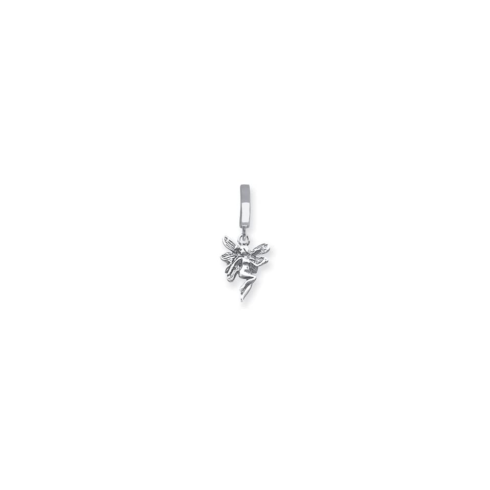 Flat Back Antiqued Fairy TummyToy Belly Ring   JewelryWeb