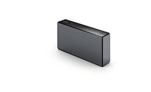 Sony SRSX55/BLK Powerful Portable Bluetooth Speaker (Black) by Sony (Image #1)