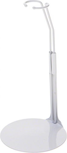 Kaiser Doll Stand 2301 - White Doll Stand for 8