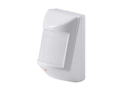 Monoprice Z-Wave Plus PIR Motion Detector with Temperature Sensor, NO LOGO -  15374