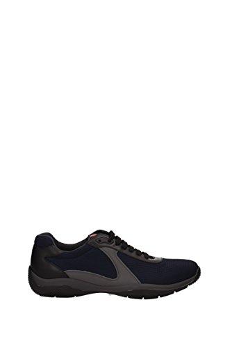 Sneakers Prada Uomo - (4E3075NERO) EU Blu