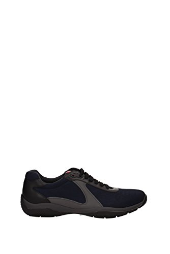Sneakers Prada Uomo - (4E3075NERO) EU Nero
