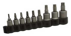Lisle 81080 TP45 Torx Plus Bit Socket