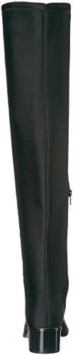 Calvin Klein Women's Carney Over the Knee Boot, Black Stretch, 9 Medium US by Calvin Klein (Image #2)