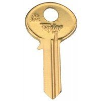 - Kaba Ilco C0106/R22B,Taylor Corbin Key Blank (50 Pack)