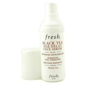 Fresh (フレッシュ) ブラック ティー エイジ ディレイ フェイス セラム 30ml/1oz [並行輸入品] B01F8GL7QQ