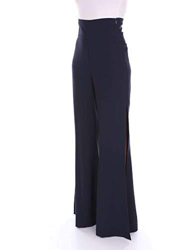 Donna Pantalone Pantalone Pinko Blu 1b12z24575 Pinko Donna Blu 1b12z24575 qfnZt04S