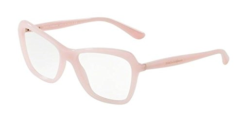 Eyeglasses Dolce & Gabbana DG 3263 3098 - Gabbana Pink Glasses And Dolce