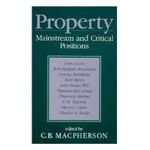 Property: Mainstream and Critical Positions
