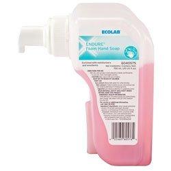 Ecolab 6040575 Endure Foam Soap, Attacks Dangerous Invisible Pathogens - Case of 6 by Zoom Supply