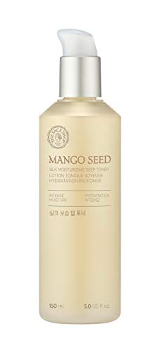[THEFACESHOP] Mango Seed Silk Mositurizing Toner For Dry Skin, 150mL/5Oz