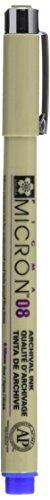 Sakura Pigma Micron Pen.50mm Bulk Blue, 0.50mm,
