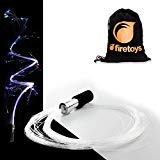 FiberFlies PixelWhip V4! Stunning LED Fibre-Optic Glow Prop + Firetoys Bag! Ideal for Raves, Parties & Festivals!