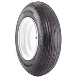 Carlisle Wheelbarrow On Steel Industrial Tire - 400-6/2