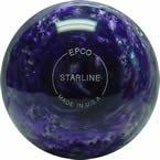 EPCO-Duckpin-Bowling-Ball-Starline-Purple-Pearl-Single-Ball