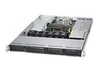 Supermicro Server Barebone System SYS-5018R-WR (Low Memory Profile Reg Server)