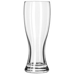 Libbey Beer Pilsner Giant 20 oz (07-1978) Category: Beer Mugs and Glasses