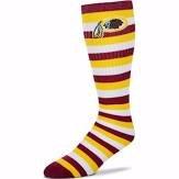 Washington Redskins Knee High Sock