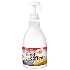 Coffee Mate Liquid Concentrate 1.5 Liter Pump Bottle - Variety 2 Pack (Original Sweetened Cream & Hazelnut)