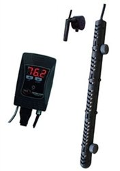 JBJ True Temp Titanium Heater w/Digital Controller & Remote Probe - 500 Watt by JBJ