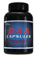 Casquettes DAA acide D-aspartique
