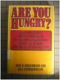 Are You Hungry?, Jane Hirschmann and Lela Zaphiropolous, 0394541464