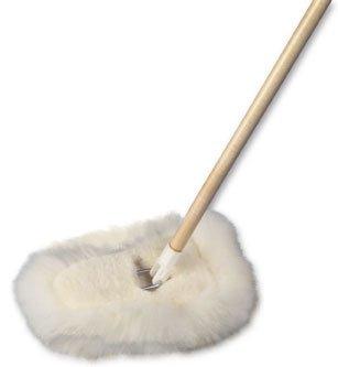 Wool Shop Lamswool Dust Mop Wedge Style (Wedge Dust Mop)