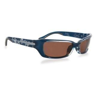 ZEAL ZB-13 Polarized Juice Sunglass Majolica Blue Womens SM - Juice Zeal Sunglasses