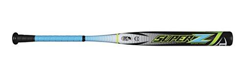 Louisville Slugger WTLSZA16E27 Super Z End Load ASA WTLSZA16E Slow Pitch Softball Bat, 34'/27 oz