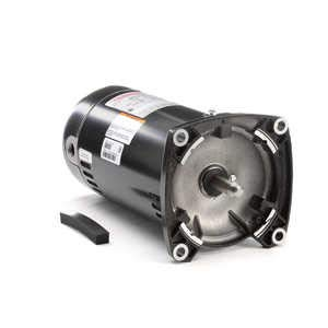 - 1 hp 3450 RPM 48Y Frame Square Flange 115/230V Pool Motor Century # USQ1102