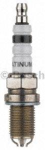 Bosch 4417 Platinum+4 FGR7DQP spark plug(Pack of 1) (1992 Honda Accord Spark Plugs)