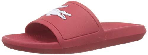 red Croco Lacoste Herren Slide wht Rot 1 119 Sandalen 17k Cma P8Z8q5