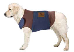 Peaceful Pet Anti Anxiety Jacket for Dogs - Soothes & Calms Even the Most Stressed Out Dogs -...