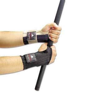 Allegro 721202 Dual-Flex Wrist Supports Medium Nylon ()