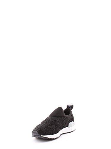 On Sneaker Cheri Slip Negro Mesh Suede Liu Mujer Pizzo jo Running xqCIwAEO