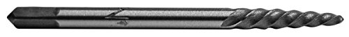 Century Drill and Tool 73401 Spiral Flute Screw Extractor, #1 - Flute Extractor