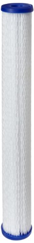 Pentek R30-20 Pleated Polyester Filter Cartridge, 20'' x 2-5/8'', 30 Microns by Pentek