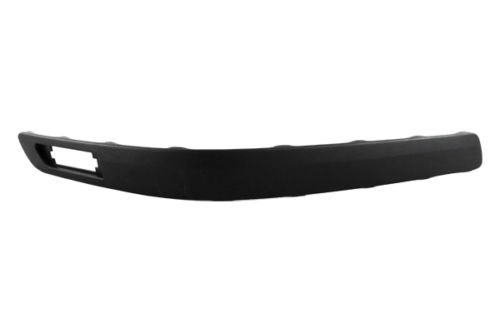 Partslink Number HY1047104 OE Replacement Hyundai Elantra Front Passenger Side Bumper Molding Multiple Manufacturers