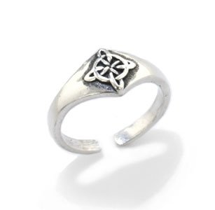 Sterling Silver Celtic Knot No