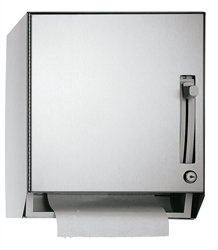 ASI 8522 Surface Mounted Paper Towel Dispenser